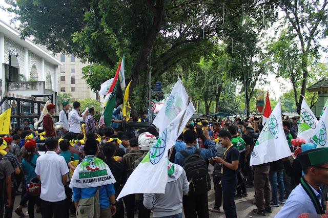 Masiswa Bangkit ! Tuntut Jokowi-JK Mundur