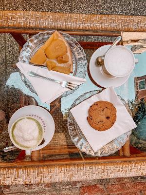dolci coccole alla Tea Room Beatrice Venezia