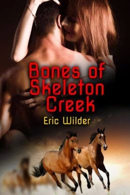 bones of skeleton creek, eric wilder, oklahoma, suspense, mystery, novel