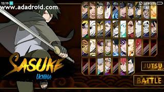 Download Naruto Senki Ultimate Ninja Storm 4 Mod Apk