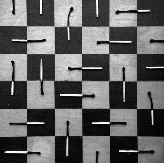 Alexey Menschikov bednij 500px fotografia surreal padrões sombras preto e branco photoshop animais surrealismo