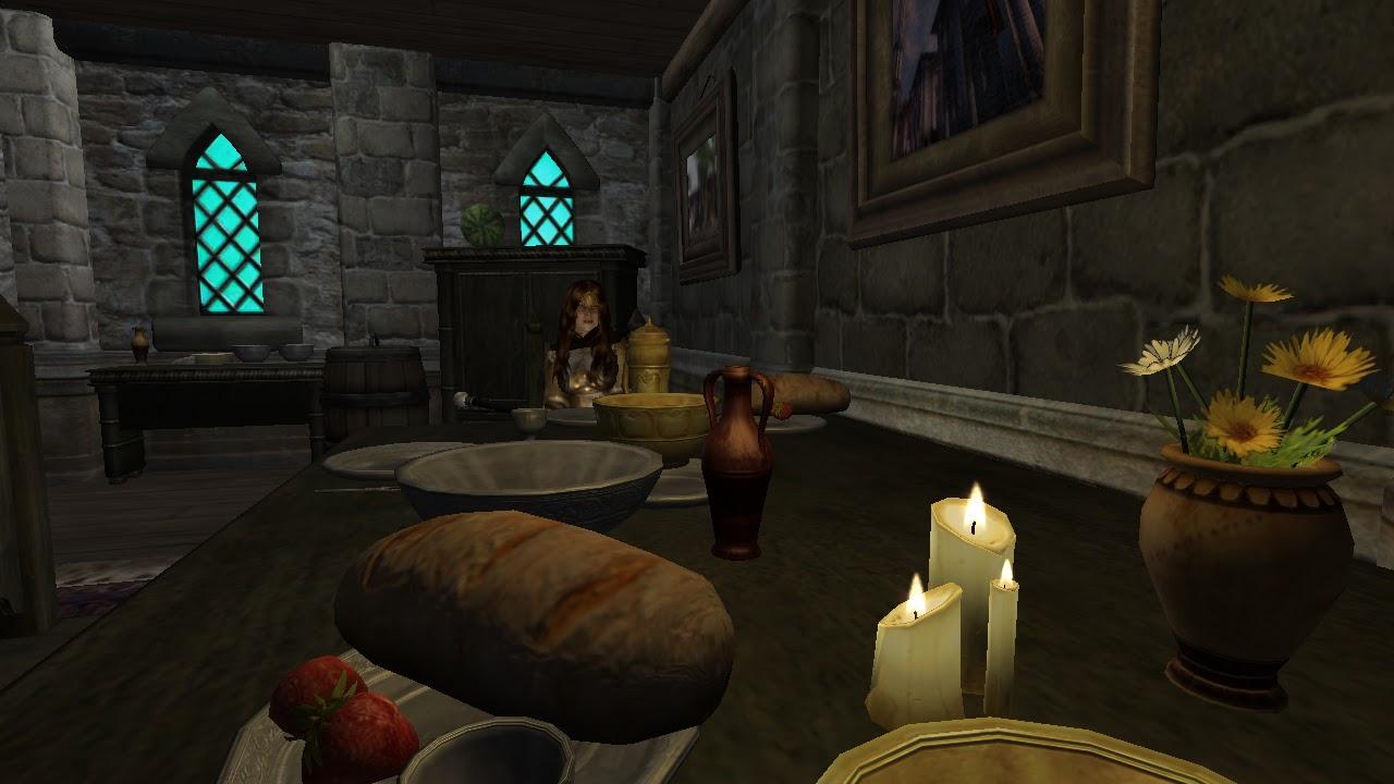 Miku in Skingrad house : TES Oblivion mod | ▩ ԼanԺ Ծf