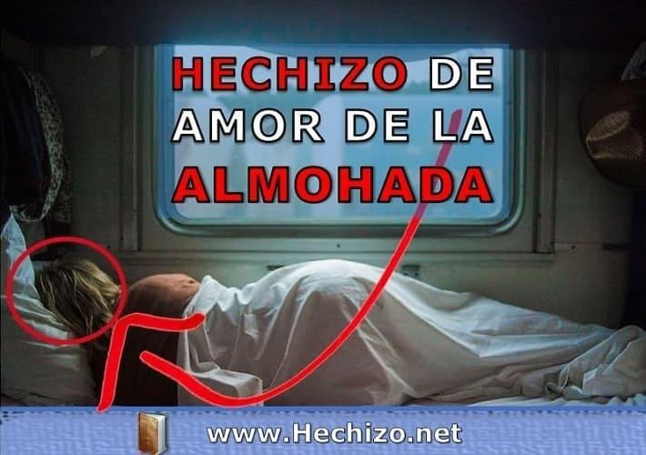 Hechizo Almohada Papelito y Foto