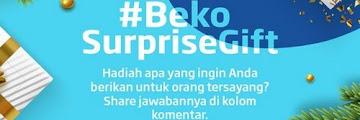 Kuis Beko Suprise Gift Berhadiah Rice Cooker Dan Saldo OVO
