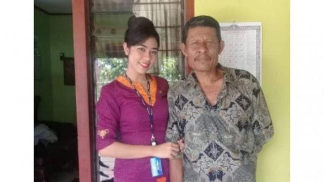 Sosok Pramugari Sriwijaya Air SJY-182 Warga Denpasar, Dimata Kerabat Dikenal Lembut Baik Hati