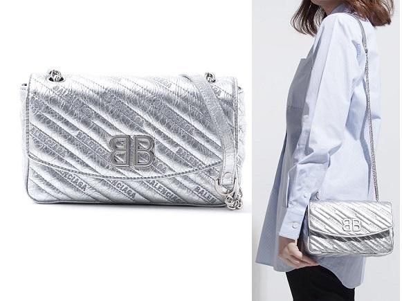 Túi xách Balenciaga BB Chain phiên bản giới hạn hiếm
