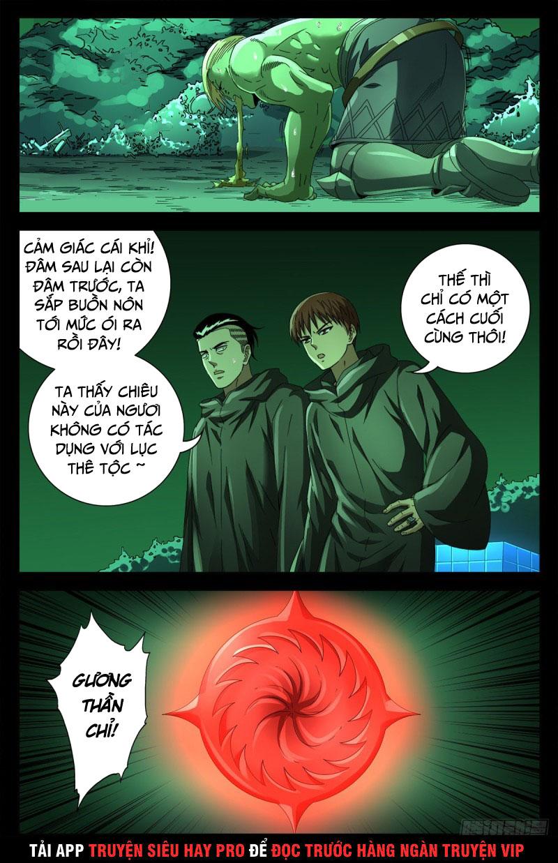 Huyết Ma Nhân chap 694 - Trang 8