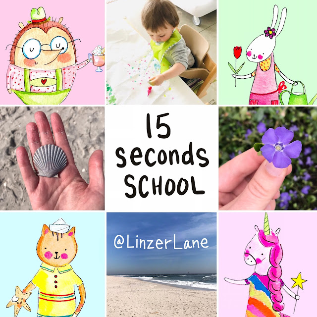 15 Seconds School with Linzer Lane