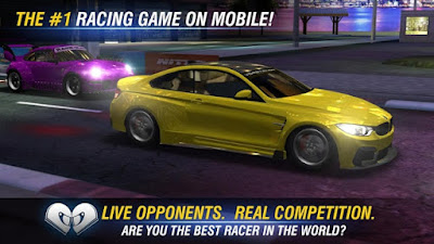 Racing Rivals MOD Apk Games For Android