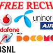 Win Free Recharge on any network