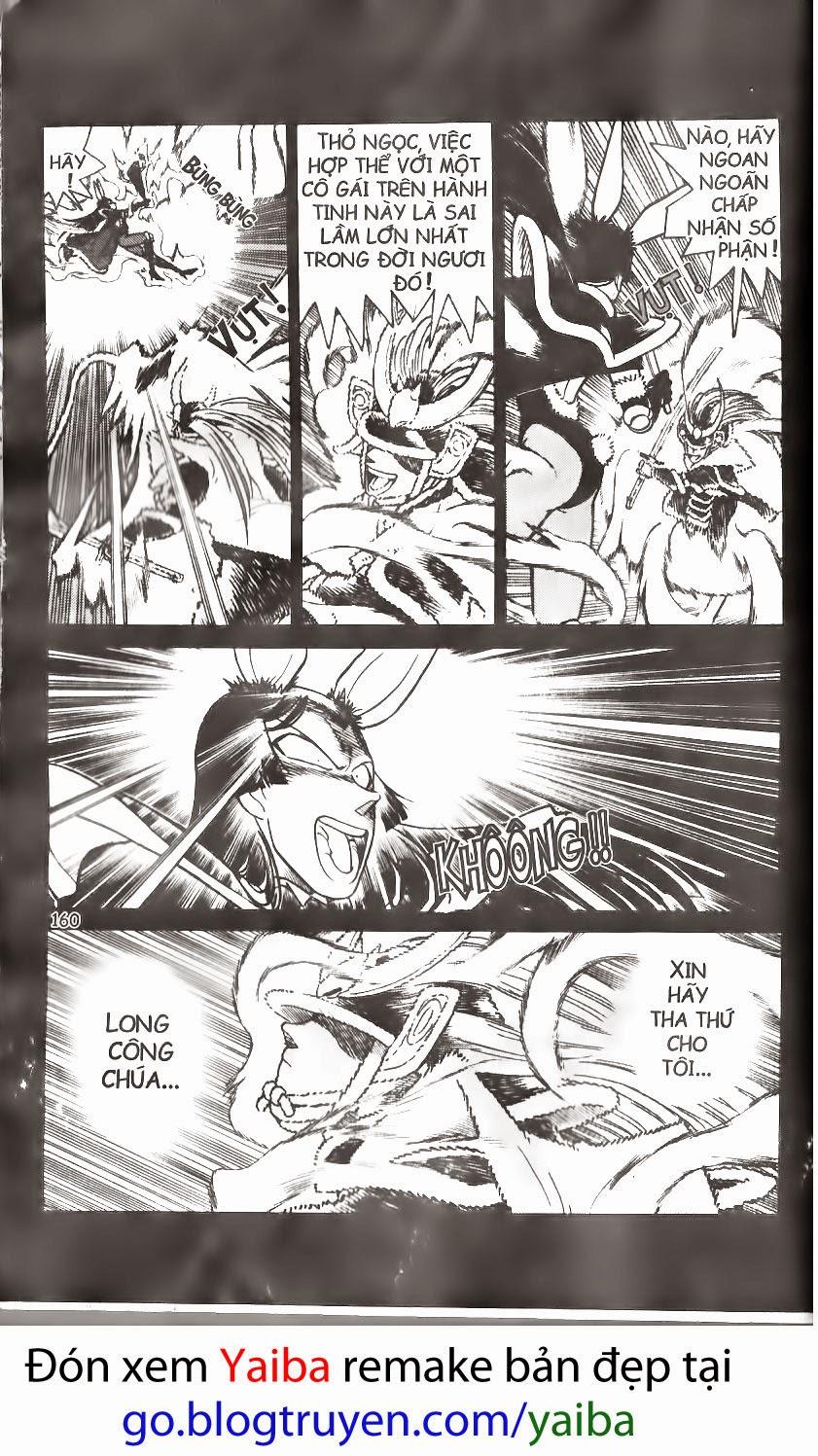 Yaiba chap 142 trang 11