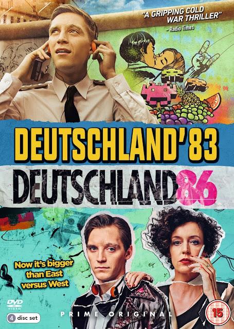 Séries para aprender História de diversos países - Deutschland 83 86/Alemanha na época da Guerra Fria e Muro de Berlim