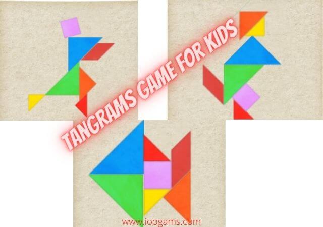 Best Tangrams game for kids - Tangrams online