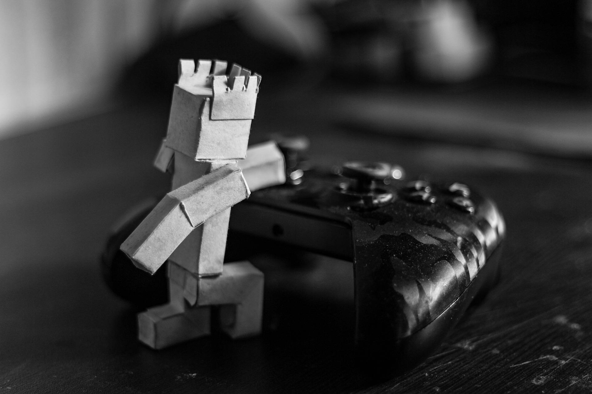 PS5 Game Controller - samblogger01