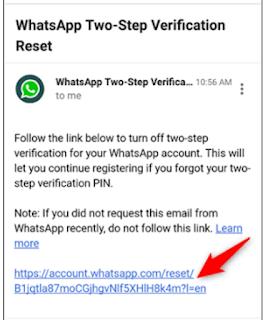 whatsapp two step verification code reset_Mobiletipsarea