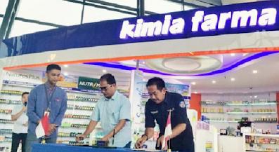 Lowongan Kerja Banyak Posisi PT Kimia Farma (Persero) Tangerang
