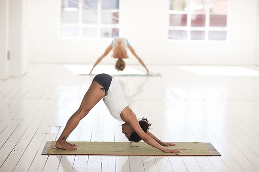 Yoga Positions:Basic Intermediate & Advanced