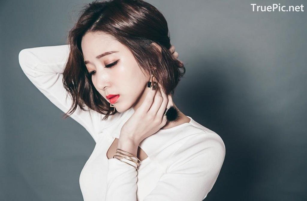 Image Ye Jin - Korean Fashion Model - Studio Photoshoot Collection - TruePic.net - Picture-1