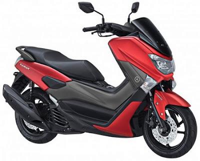 Harga dan Spesifikasi Motor Nmax 150