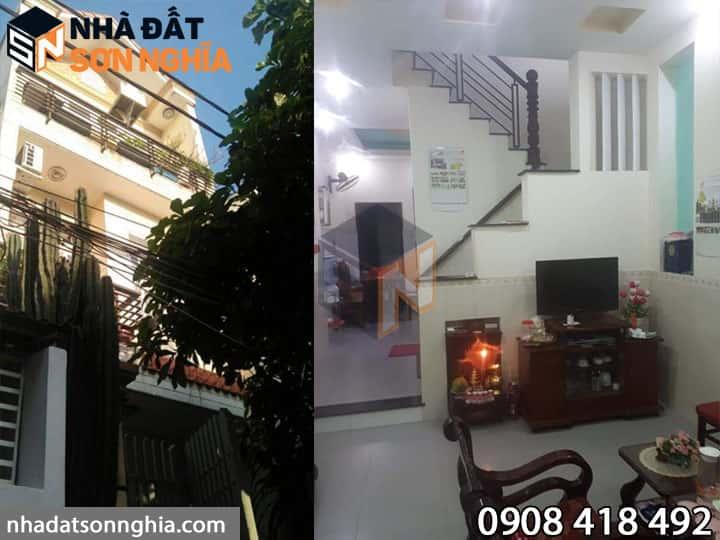 Bán nhà hẻm 252 đường số 8 phường 11 Gò Vấp