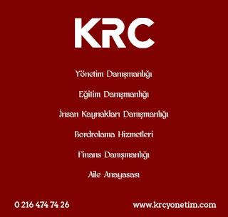 KRC Yönetim Danışmanlık / Eğitim Danışmanlığı / İnsan Kaynakları / Bordrolama Hizmetleri / Finans Danışmanlığı