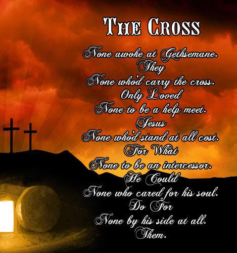 easter-cross-poem-song