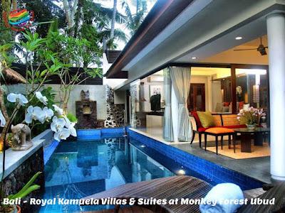 Bali - Royal Kamuela Villas & Suites at Monkey Forest Ubud