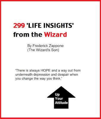 299 ORIGINAL LIFE INSIGHTS that work. Direct from the WIZARD himself.   http://www.amazon.com/299-LIFE-INSIGHTS-Wizard-Empowering-ebook/dp/B01CAYGVJW