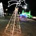 Youtuber destaca ornamentação natalina da cidade de Ponto Novo