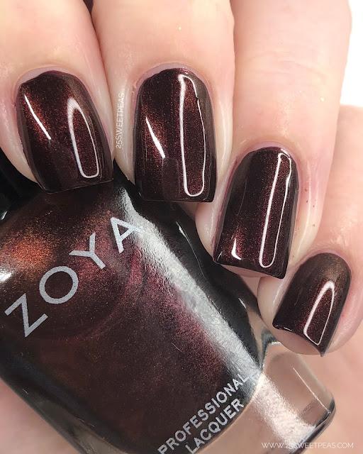 Zoya Sedona - 25 Sweetpeas