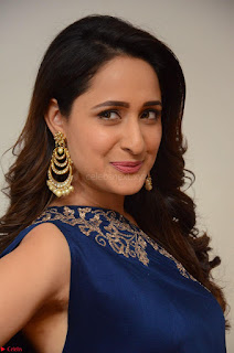 Pragya Jaiswal in beautiful Blue Gown Spicy Latest Pics February 2017 043.JPG