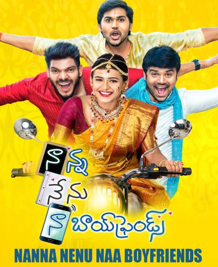 Dulha Wanted (Naanna Nenu Naa Boyfriends) 2020 Hindi Dubbed 480p HDRip x264 AAC 360MB Download