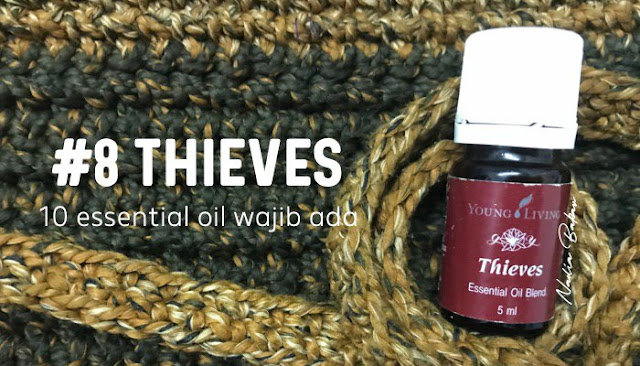 essential oil thieves