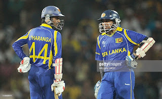 Tillakaratne Dilshan 108* - Upul Tharanga 102* - Sri Lanka vs England 4th Quarter-Final ICC Cricket World Cup 2011 Highlights