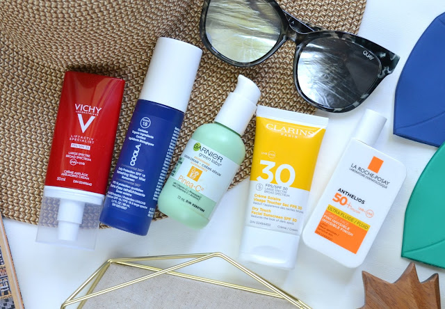Chemical Sunscreens Review