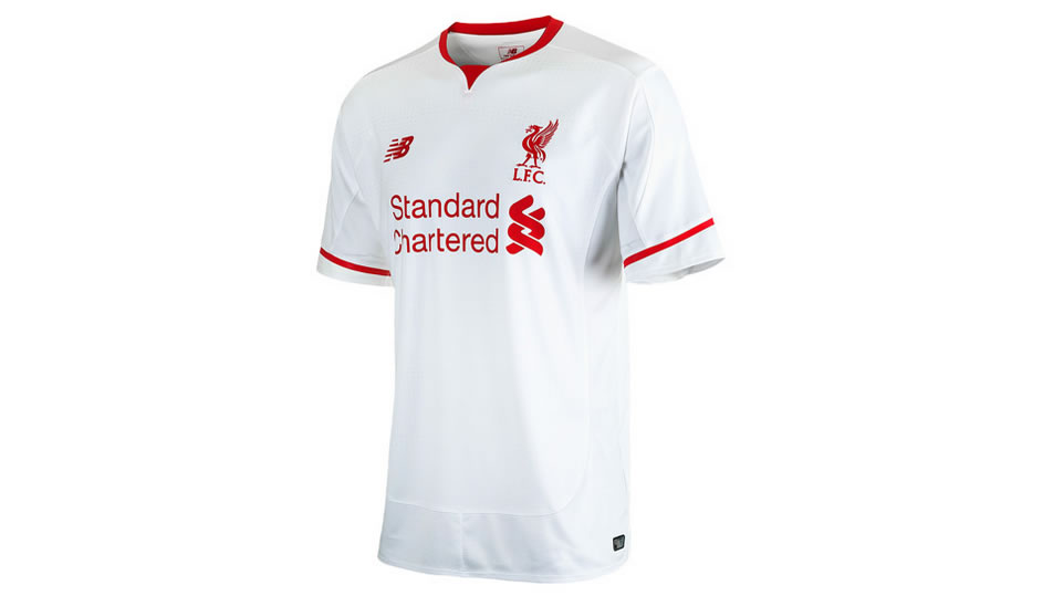 competitive price 1441d 17a68 Pro Soccer: LIVERPOOL AWAY 15/16 BY NEW BALANCE