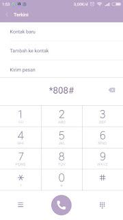 cara melihat nomor telkomsel sendiri