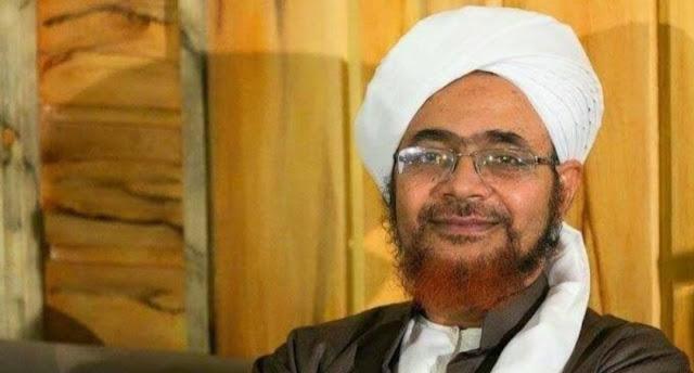 Karomah Habib Umar bin Hafidz Muncul Lafadz 'Allah' di Keningnya