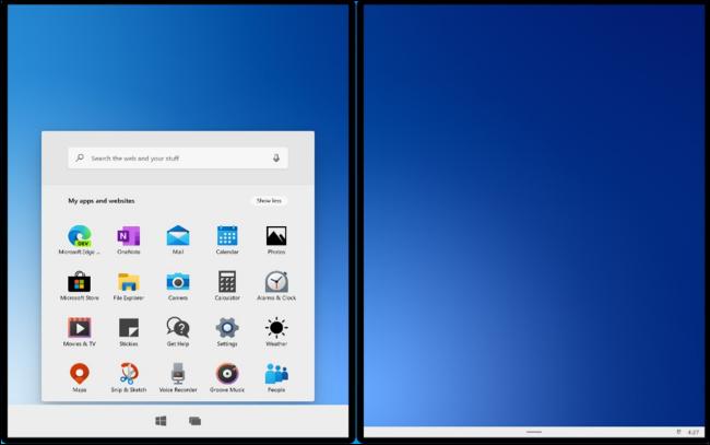 ويندوز 10X في مايكروسوفت المحاكي الجديد