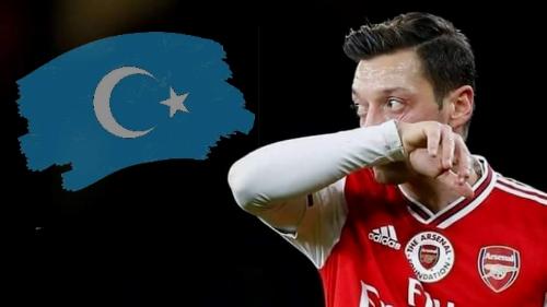 Mesut Özil Rela Tinggalkan Arsenal Demi Dukung Uyghur