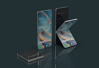 Oppo Reno flip 5G phone - Looks stunning in these high quality images