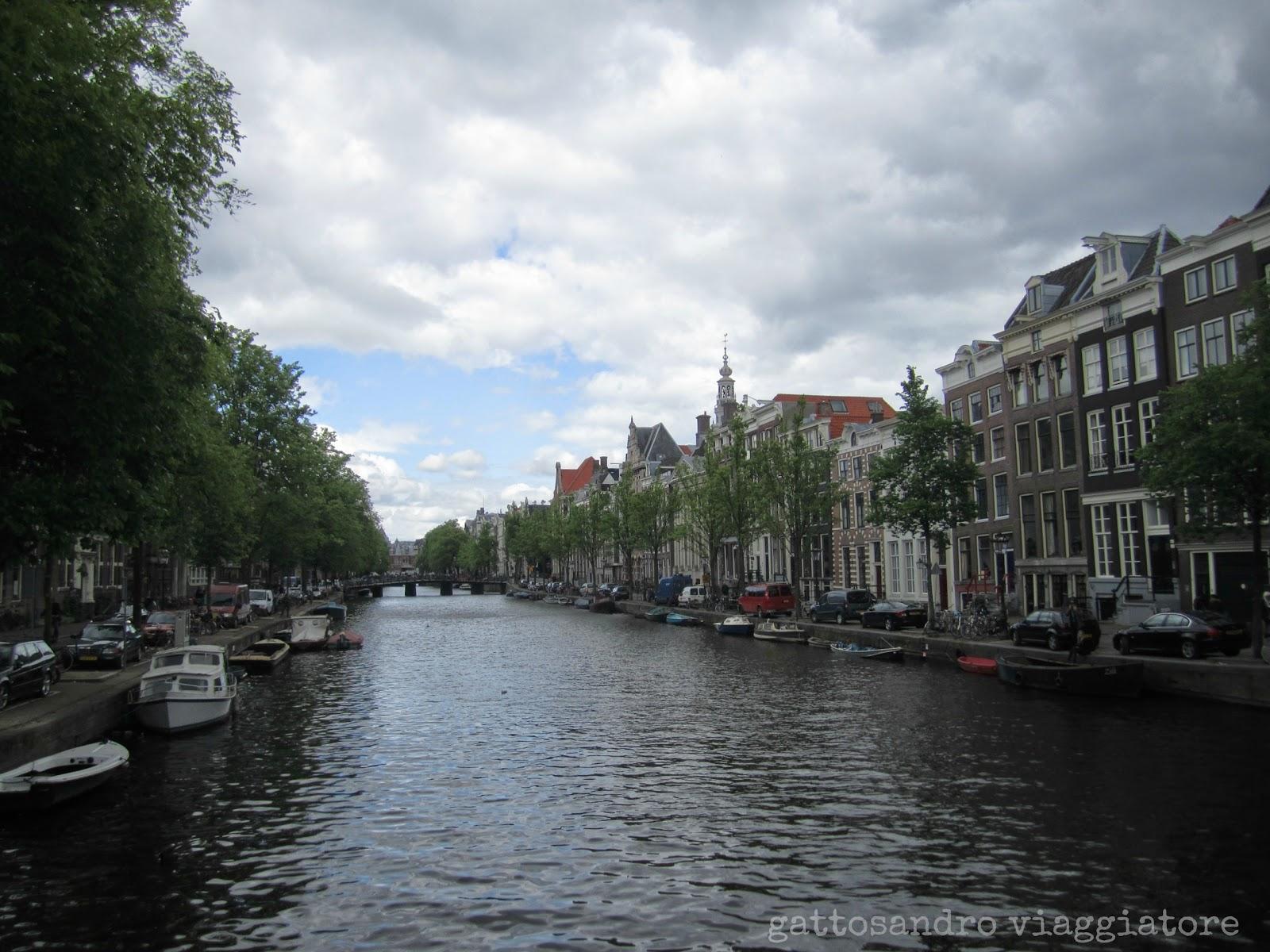 Amsterdam - I canali