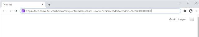 ConverterSearchHD (Hijacker)