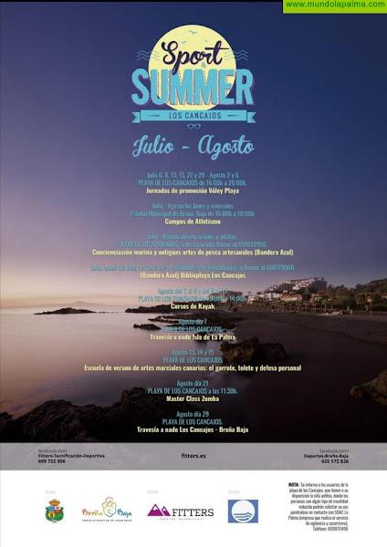 BREÑA BAJA: Sport Summer Los Cancajos 2021