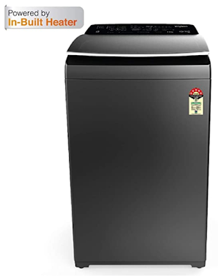 Whirlpool 7.5 kg  5 Star Inverter Fully-Automatic Top Loading Washing Machine