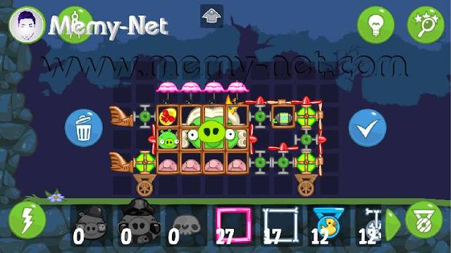 تحميل لعبة الخنازير السيئة للكمبيوتر والايفون والويندوز فون والاندرويد والماك