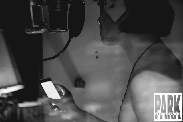 The Carnival Club EP | Birmingham Recording Studio | Park Studios JQ | recording vocals