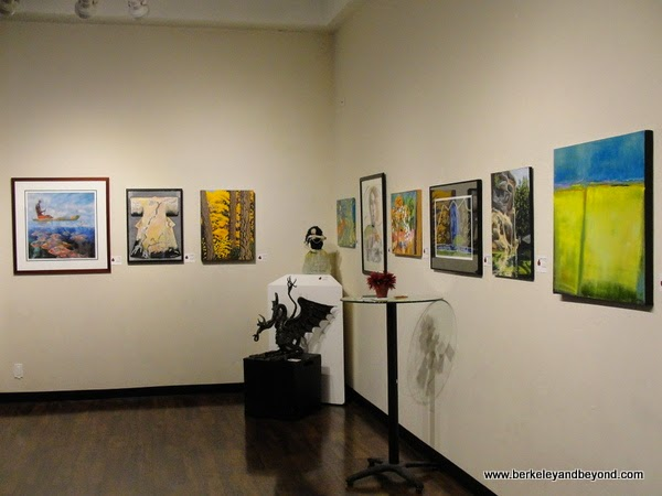 gallery at The Center for the Arts in Grass Valley, California
