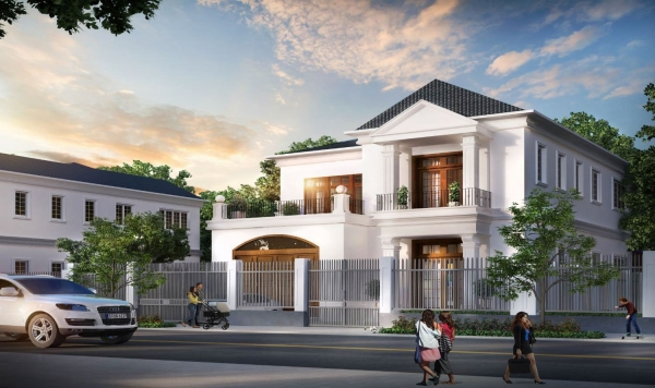 Biệt thự Palm Marina