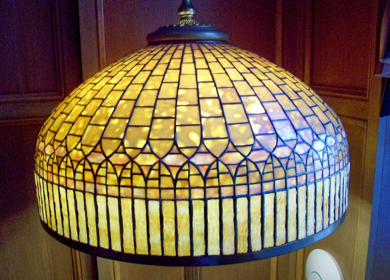 Authentic Tiffany Lamp Expert